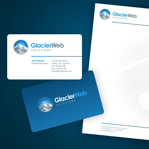 New logo wanted for Glacier Web Solutions