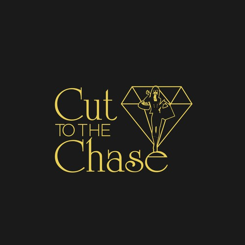 Logo Design for a Diamond Blog