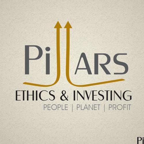 logo for Pillars - Ethical Investing