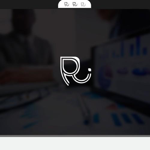 modern logo for reco insight company