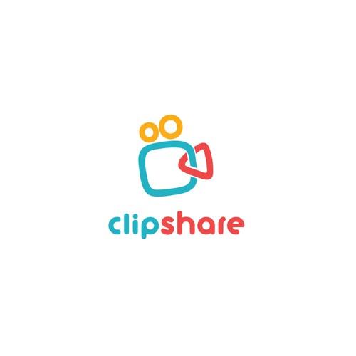 ClipShare Logo