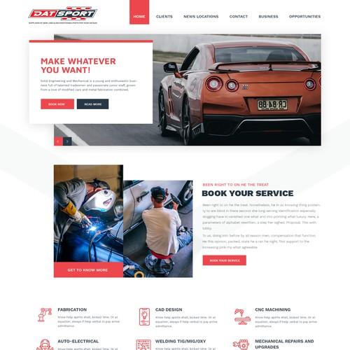 New design for datsport