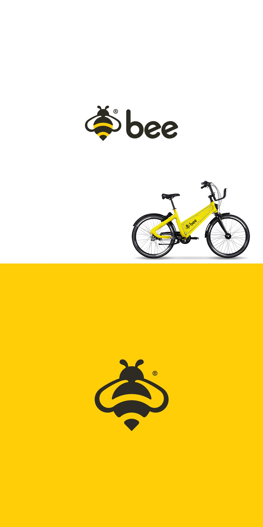 BEE logo design project