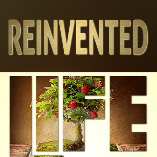 Help Reinvented Life with a new book or magazine cover