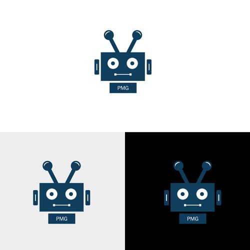 Icons and button, Chatbot