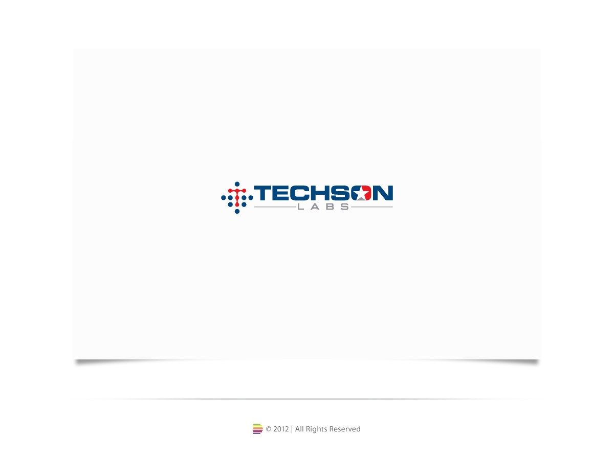 Techson Labs needs a new logo