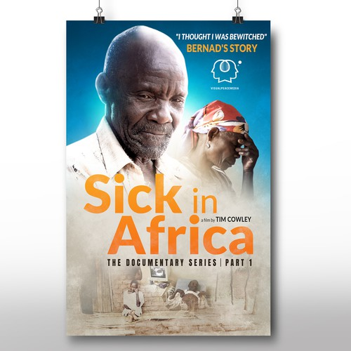 Sick in Africa Poster Movie