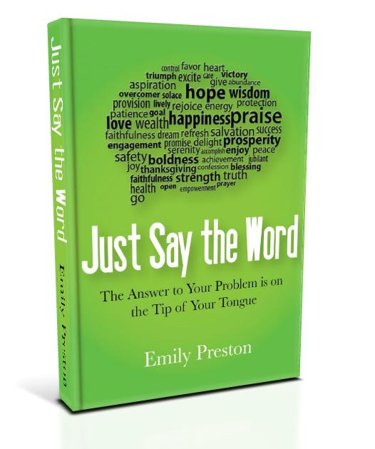 Create the next book or magazine design for EmilyPreston