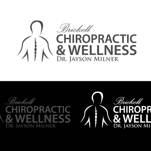 Brickell Chiropractic and Wellness needs a new logo