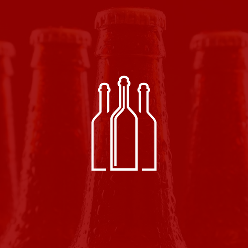 We sell bottles (craft-beer, not wine) - We need a playful logo design.