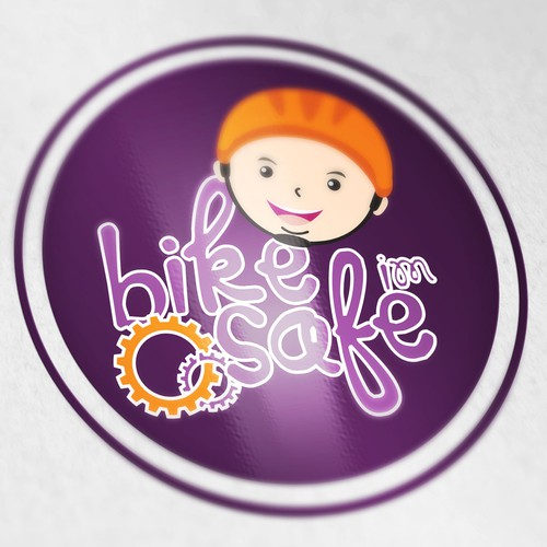 Non-Profit Bike Safety Logo