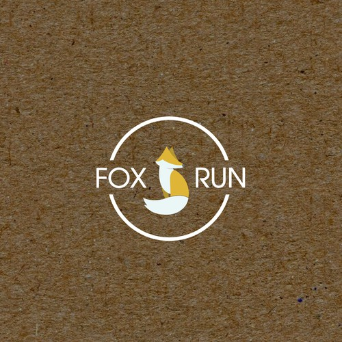 Logo concept for Fox Run