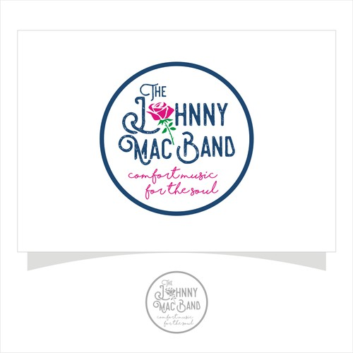 logo for Johnny Mac Band