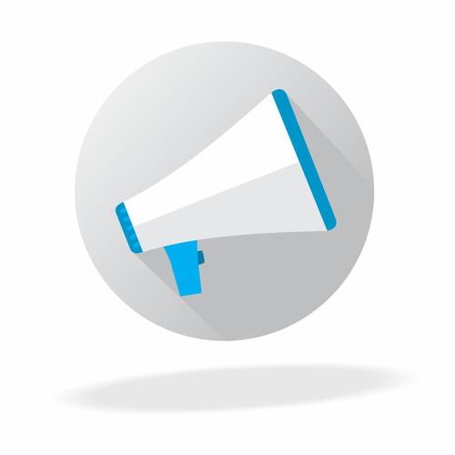 CREA EL LOGOTIPO PARA UNA APP DE RADIO ON DEMAND