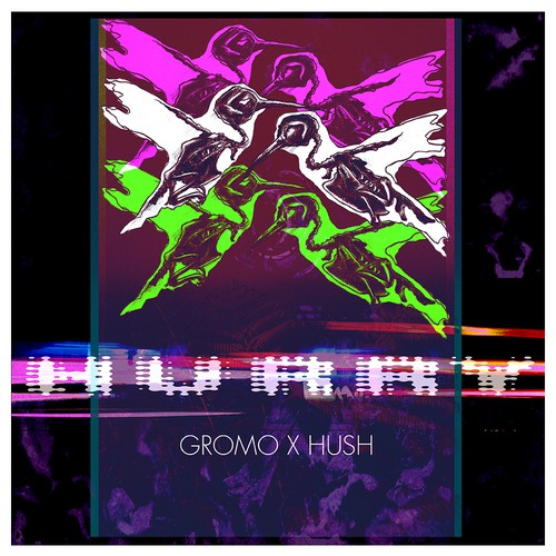 Gromo x Hush
