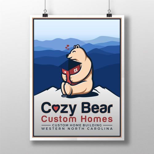 Poster for Cozy Bear Custom Homes