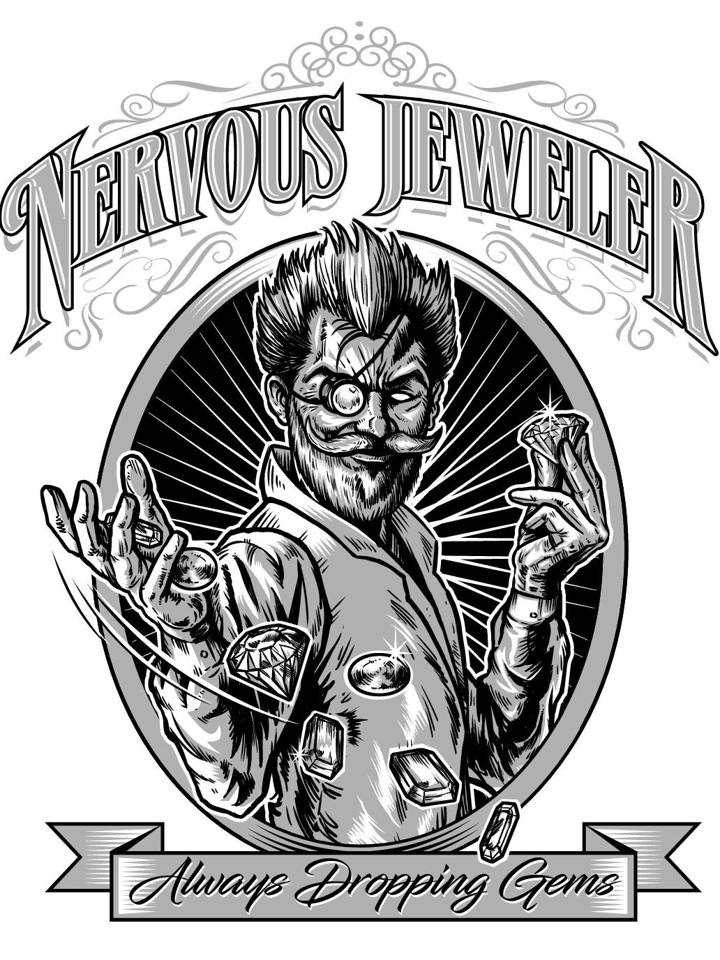Nervous Jeweler