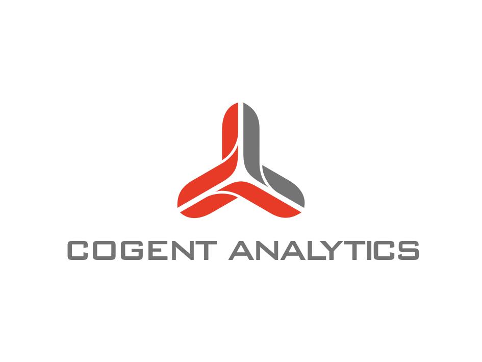 Create the next logo for Cogent Analytics