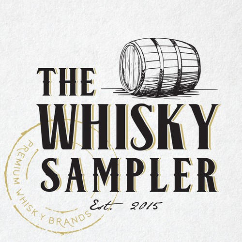 Logo for Whisky sampling business