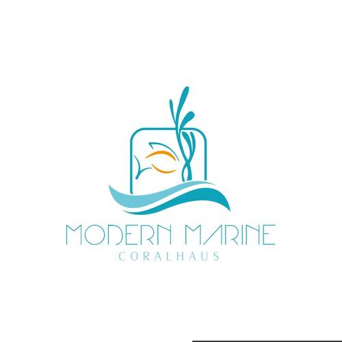Modern Marine saltwater fish site