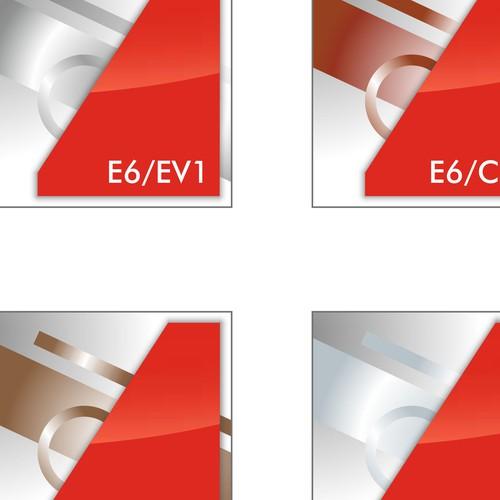 Icons für Händler-Katalog Metallbranche