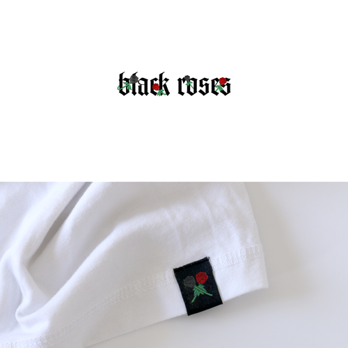 Hip logo-type for up & coming streetwear brand