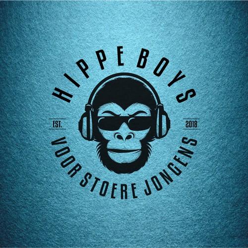 monkey face hippy