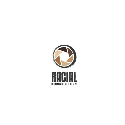 Racial Reconciliation logo design