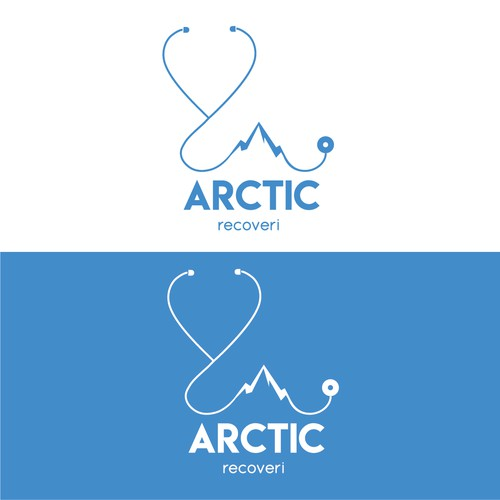logo for medical clinic that uses freezing 2
