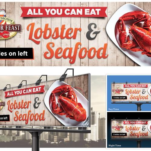 Lobster Billboard