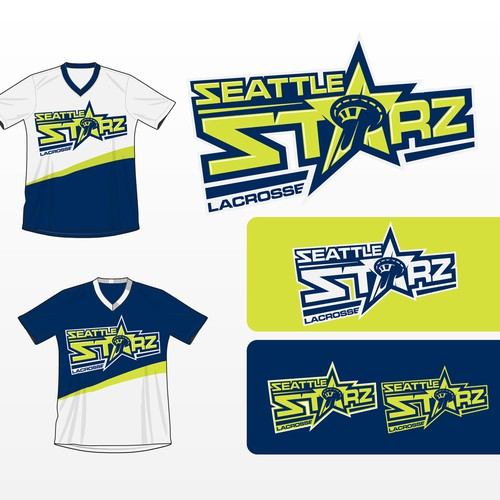 New logo wanted for Seattle Starz Lacrosse
