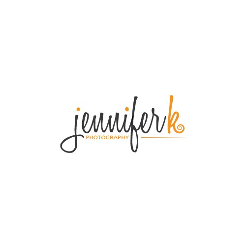 Jennifer K Photographer Logo