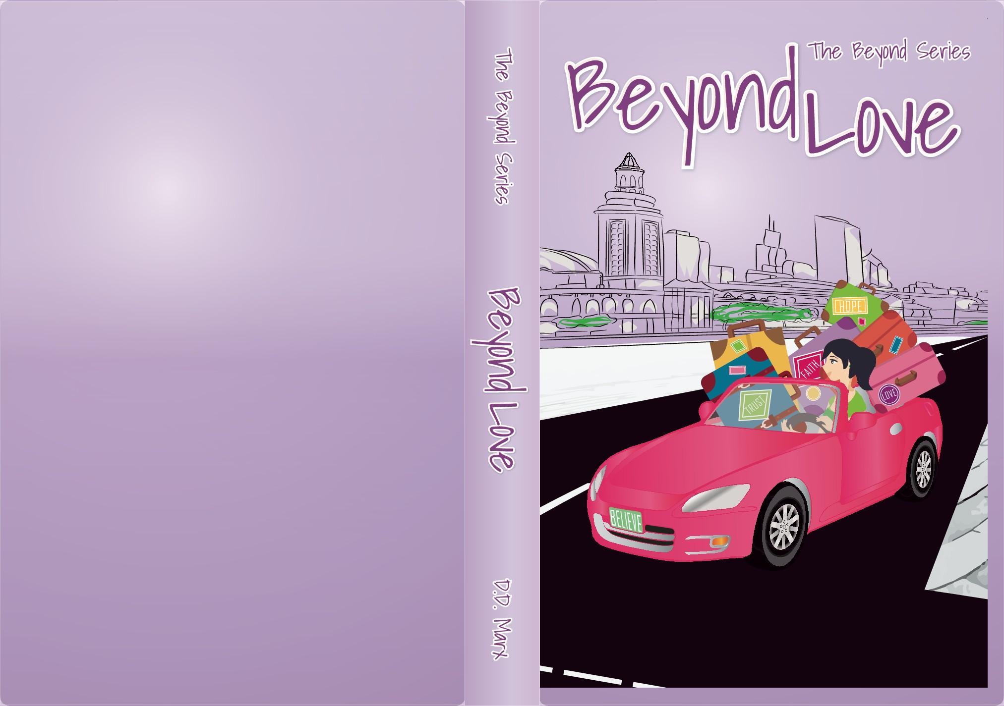 Beyond Love (Book #2 in Series)