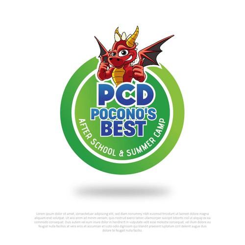 PCD Pocono's Best Logo