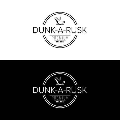 Dunk-A-Rusk Logo
