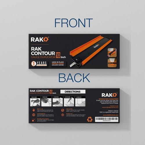 Rak Contour Box