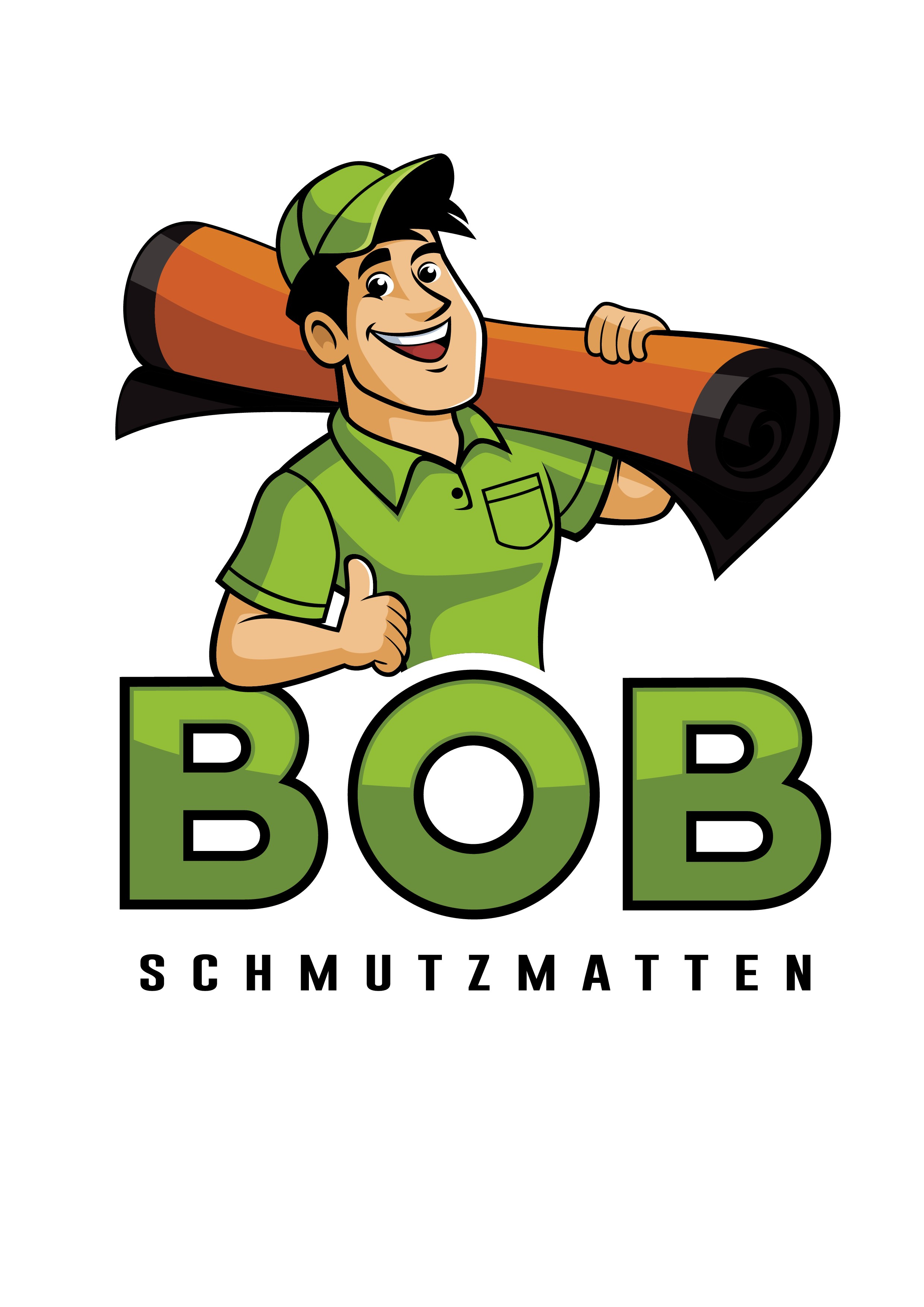 +++ Logo Design for a dirt mat company / Logo für Schmutzmatten-Unternehmen +++