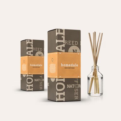 Box design for Homdale