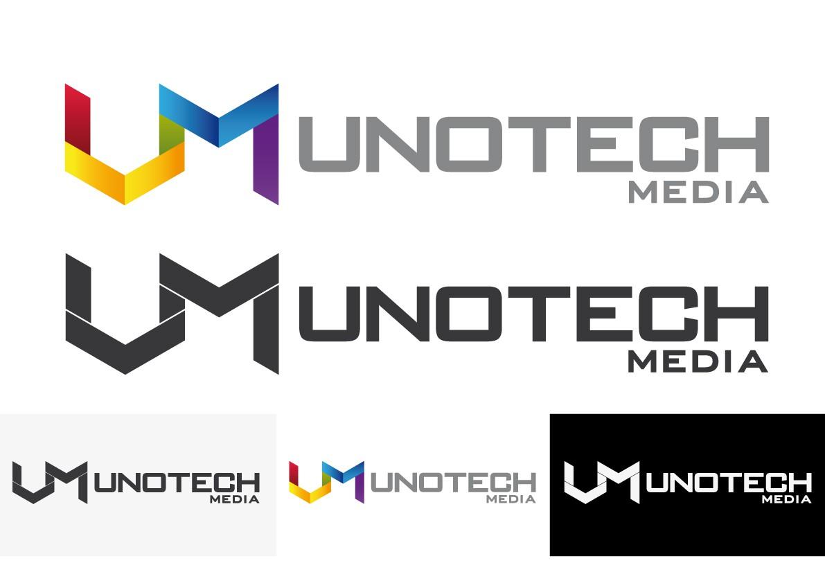 Get to design an award winning logo for Unotech Media