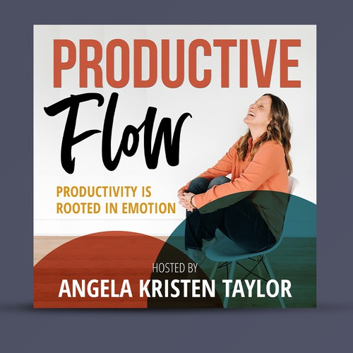 Productive Flow Podcast Cover Art