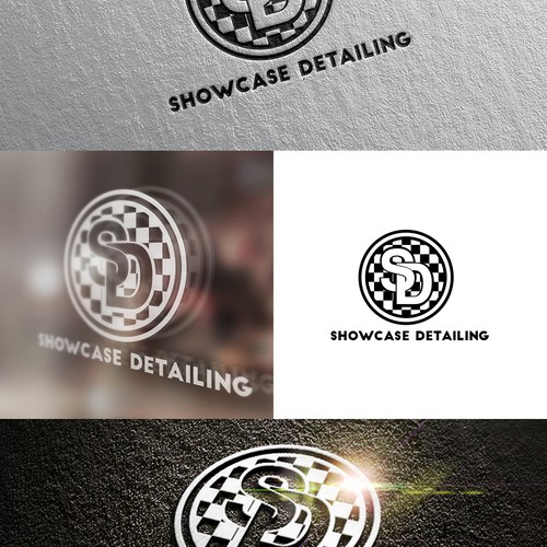 HIGH END AUTO DETAILING LOGO