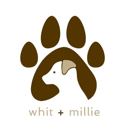 Whit + Millie Logo