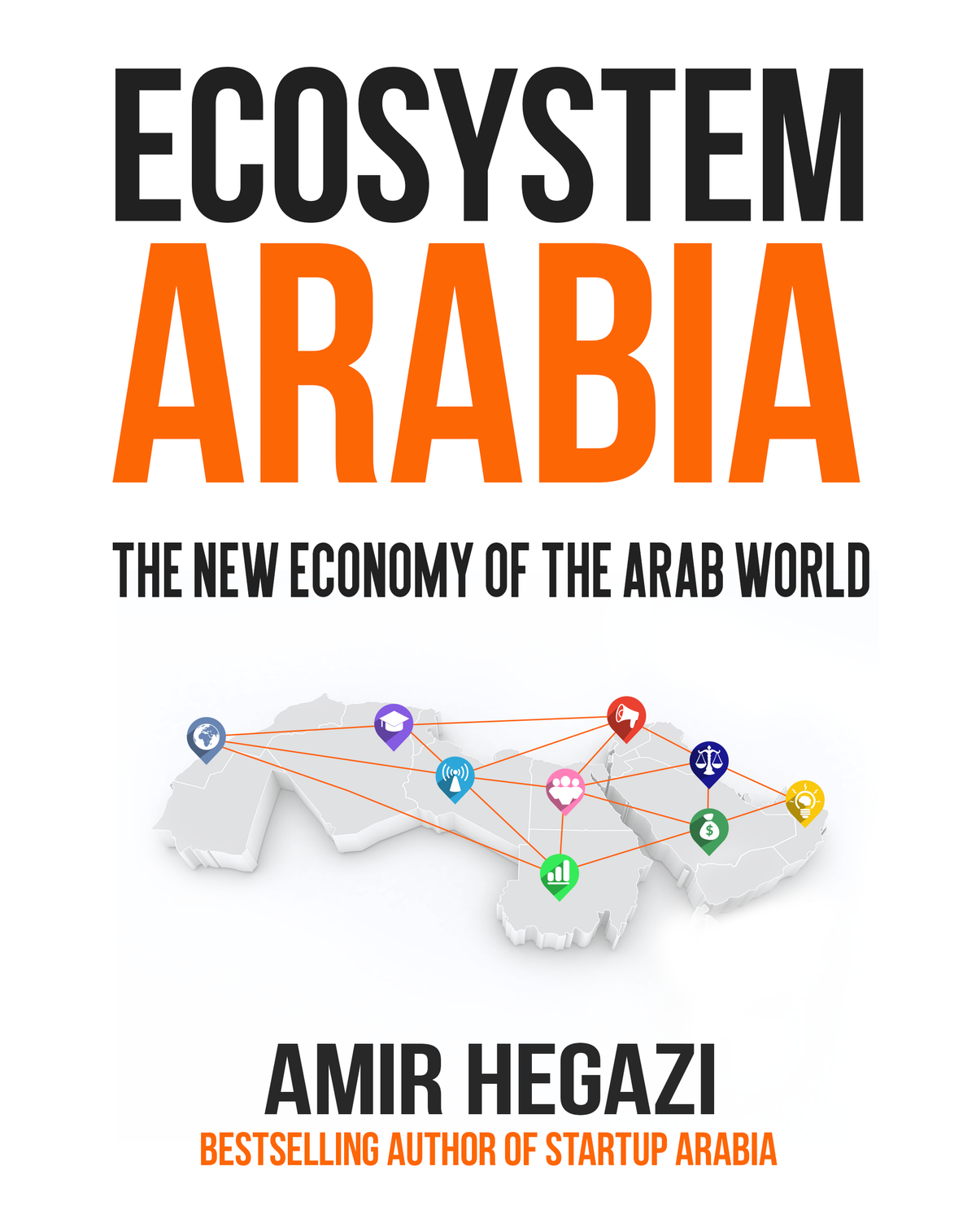 Change from AUTHOR OF STARTUP ARABIA to BESTSELLING AUTHOR OF STARTUP ARABIA