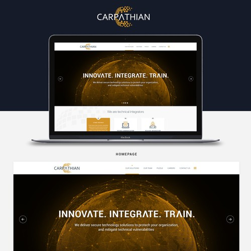 CARPATHIAN WEB DESIGN
