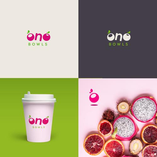 Logo Concept for ONO Bowls