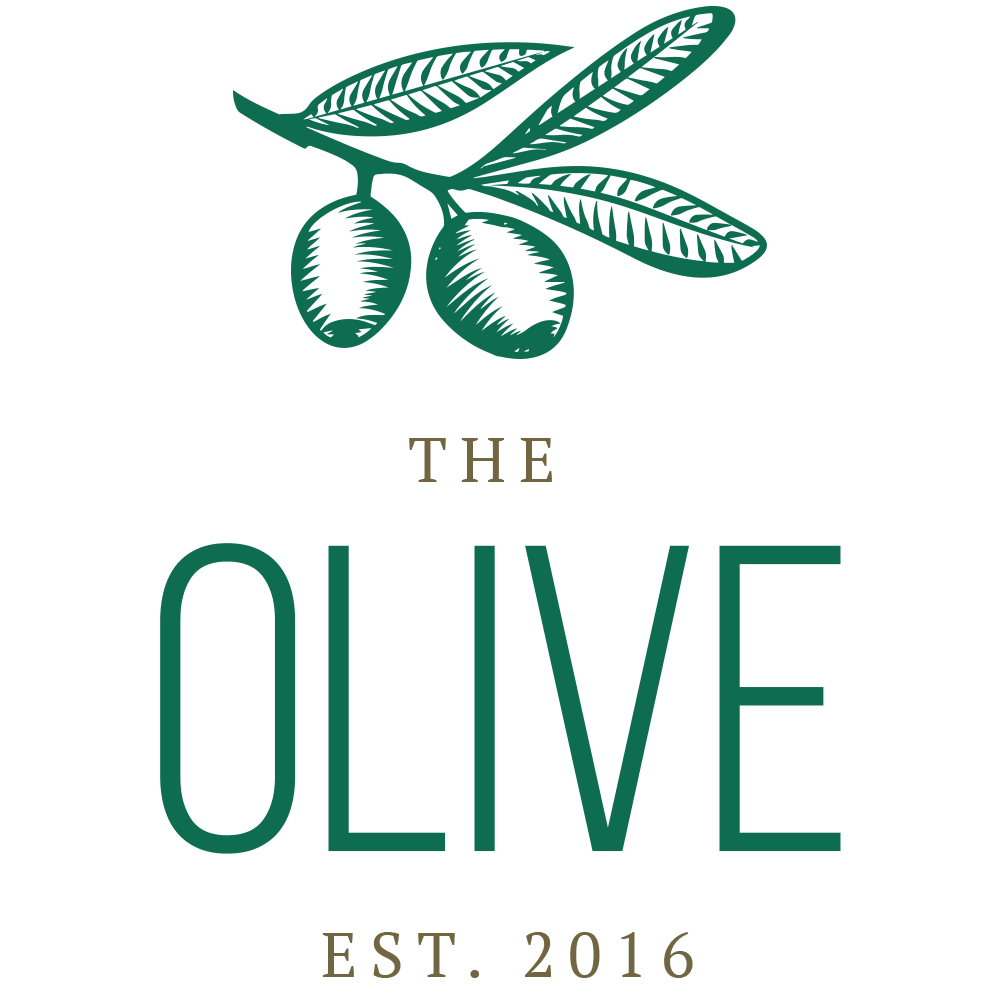 Tell our story through a fresh, unique, sohisticated, classic, rustic, vintage logo for The Olive