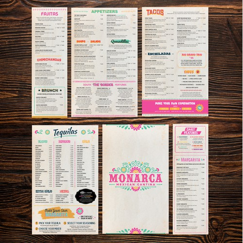 Monarca Mexican Cantina