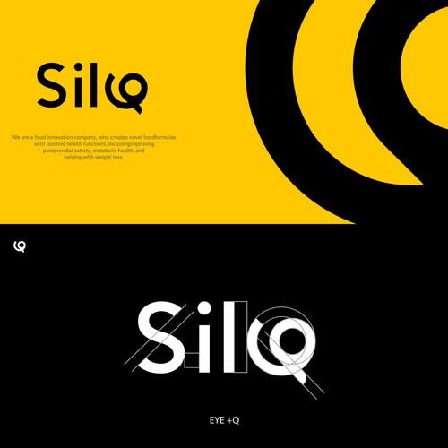 Silq word mark logo