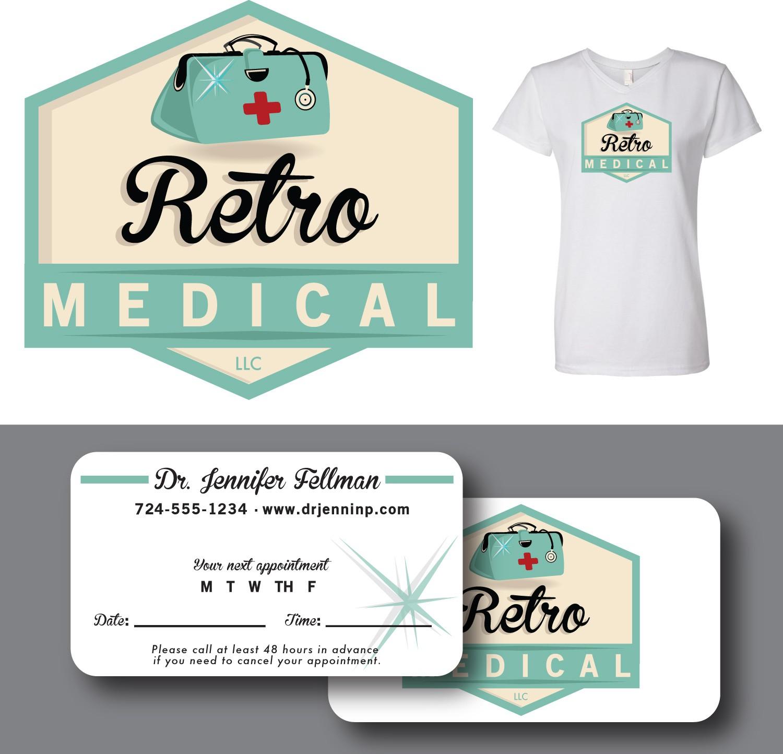 Help Retro Medical, LLC with a new logo