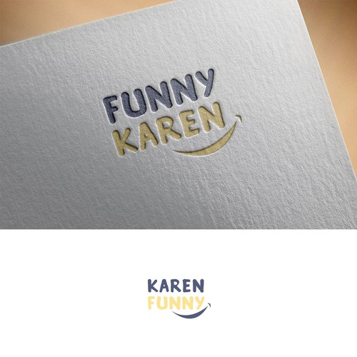 Funny comedian Karen Mayer Cunningham
